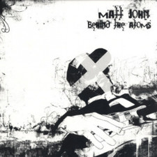 "Matt John - Behind the Atoms - 12"" Vinyl"