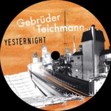 """Gebruder Teichmann - Yesternight - 12"""" Vinyl"""