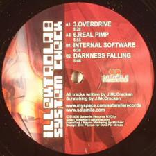 """Illektrolab - System Check - 12"""" Vinyl"""