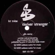"""Boogie Times Tribe - Darker Stranger - 12"""" Vinyl"""