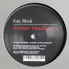 """Kai Alce - Broken Headlights - 12"""" Vinyl"""