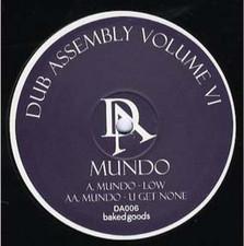 "Mundo - Low/U Get None - 10"" Vinyl"