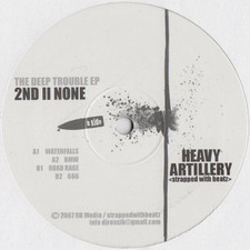 "2nd II None - Deep Trouble - 12"" Vinyl"