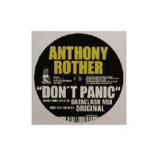 "Anthony Rother - Don't Panic - 12"" Vinyl"