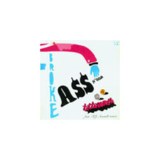 """Tittsworth - Broke Ass N*gga - 12"""" Vinyl"""