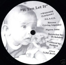 "Dashiell - If You Let It.. - 7"" Vinyl"