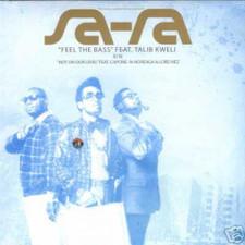 "Sa-Ra Creative - Feel the Bass - 12"" Vinyl"