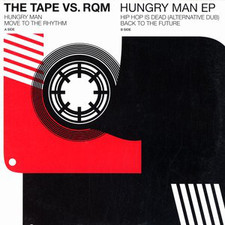 "Tape Vs RQM - Hungry Man - 12"" Vinyl"