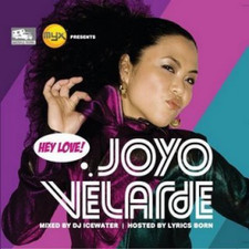 Joyo Velarde - Hey Love - CD