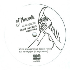 "Of Montreal - Id Engager Remixes - 12"" Vinyl"