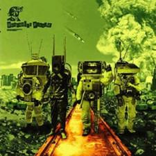 "Otto Von Schirach - Boombonic Plague: Chopped Zombie Fungus Vol 1 - 12"" Vinyl"