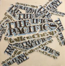 "The Pacifics - Talk Is Cheap - 12"" Vinyl"