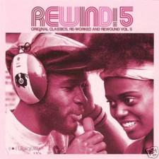 """Various Artists - Rewind 5 - 2x 12"""" Vinyl"""