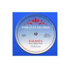 """Kalbata - Solution - 12"""" Vinyl"""