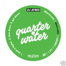 """DJ Ayres & Matty C - Quarter Water Vol 1 - 12"""" Vinyl"""