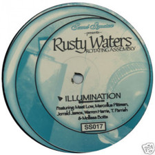 "Rotating Assembly - Rusty Waters - 12"" Vinyl"