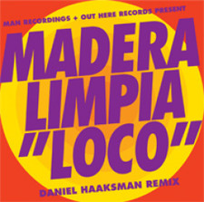 "Madera Limpia - Loco - 12"" Vinyl"