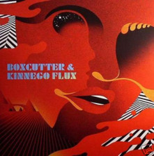 "Boxcutter/Kinnego - A Familiar Sound - 12"" Vinyl"