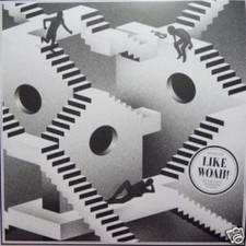 """Like Woah! - Raw - 12"""" Vinyl"""