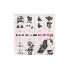 "DJ Alibi - One Day Remix - 12"" Vinyl"