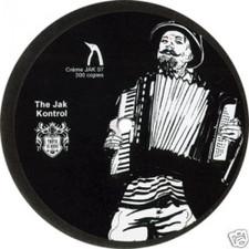 """The Jak - Kontrol - 12"""" Vinyl"""