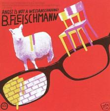 "B. Fleischmann - Angst - 12"" Vinyl"