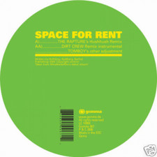 "Whomadewho - Space For Rent Remixes - 12"" Vinyl"