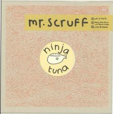 "Mr. Scruff - Whiplash - 12"" Vinyl"