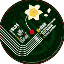 """Helixir - Narcotik Dub - 12"""" Vinyl"""