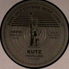 "Kutz - Travelling/Static - 12"" Vinyl"
