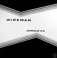 "Wireman - Armour - 12"" Vinyl"