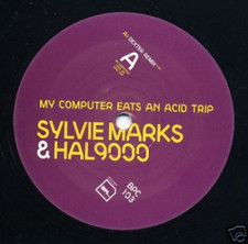 """Sylvie Marks/Hal 9000 - My Computer Eats.. - 12"""" Vinyl"""