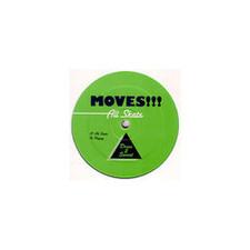 """Moves!!! - All Skate - 12"""" Vinyl"""