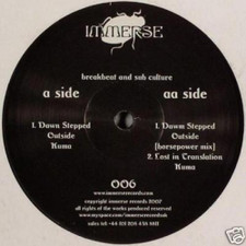 "Kuma - Dawn Stepped - 12"" Vinyl"