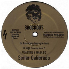 "Filastine & Maga Bo - Sonar Calibrado - 12"" Vinyl"