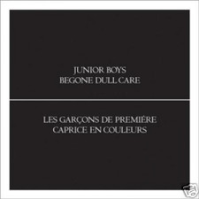 "Junior Boys - Begone Dull Care - 12"" Vinyl"