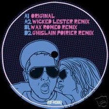 """Thunderheist - Bubblegum - 12"""" Vinyl"""