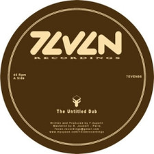 "F - The Untitled Dub - 12"" Vinyl"