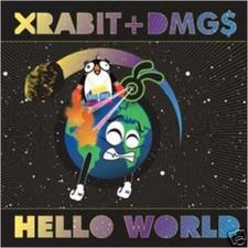 Xrabit & Dmg$ - Hellow World - 2x LP Vinyl