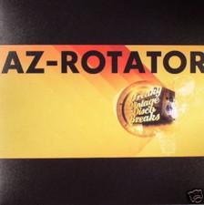 "Az-Rotator - Freaky Vintage Disco Breaks - 12"" Vinyl"