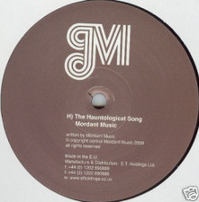 "Mordant Music - Hauntological Song - 10"" Vinyl"