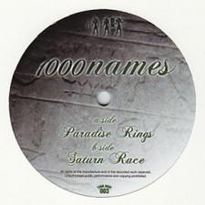 "1000names - Paradise Rings - 10"" Vinyl"