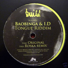 "Baobinga & I.D. - Tongue Riddem - 12"" Vinyl"