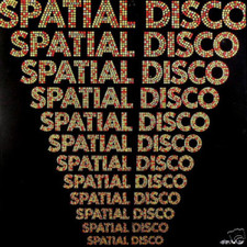 "Various Artists - Spatial Disco - 12"" Vinyl"