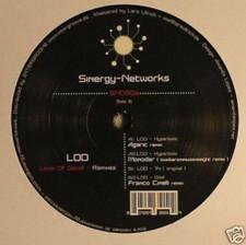 "LOD - Level of Detail Remixes - 12"" Vinyl"