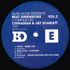 "Various Artists - Beat Dimensions Vol 2 Ep3 - 12"" Vinyl"