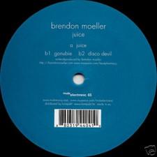"Brendon Moeller - Juice - 12"" Vinyl"