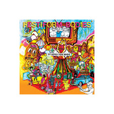 "Restiform Bodies - Tv Loves You Back - 12"" Vinyl"