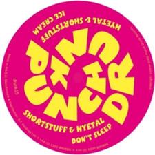 """Hyetal & Shortstuff - Don't Sleep - 12"""" Vinyl"""