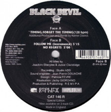 "Black Devil - Disco Club Kerrier RMX - 12"" Vinyl"
